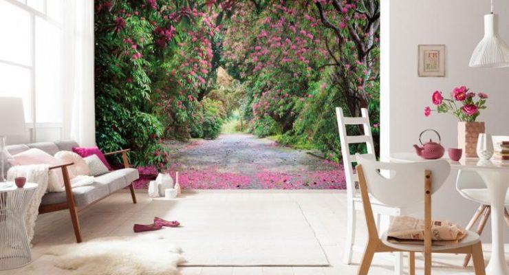 Papel tapiz y Fotomurales